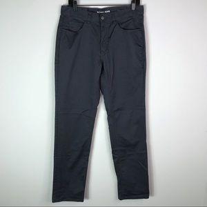 Michael Kors Charcoal Grey Dress Pants 33x33